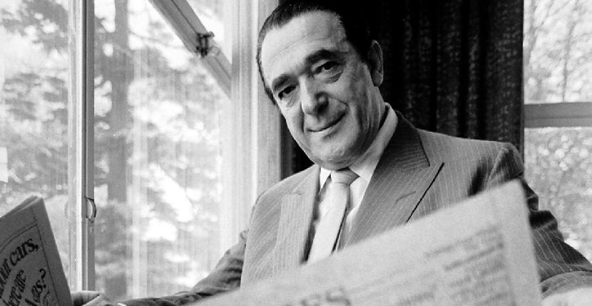 Robert Maxwell | Noticia : Compra de Sinclair Research (1985)