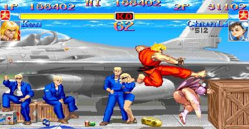 Super Street Fighter 2 Turbo | Juego : PC MS-DOS | Gametek (1995)