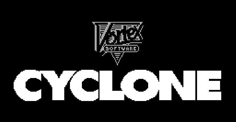 Cyclone - ZX Spectrum de Vortex Software (1985)