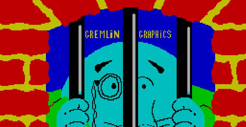 Monty is innocent - ZX Spectrum 48K de Gremlin Graphics (1985)
