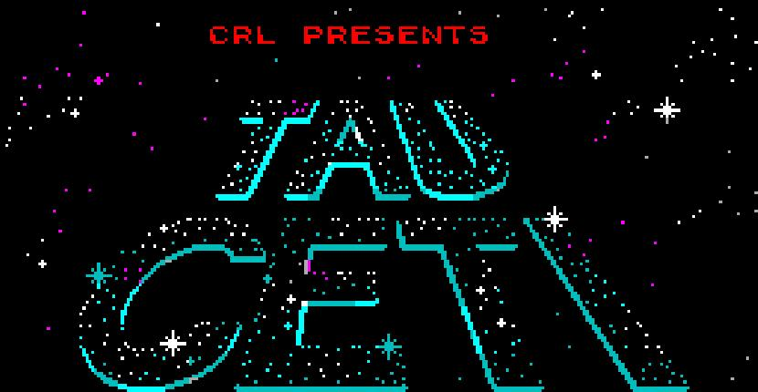 Tau Ceti - ZX Spectrum 48K de CRL Group (1985)