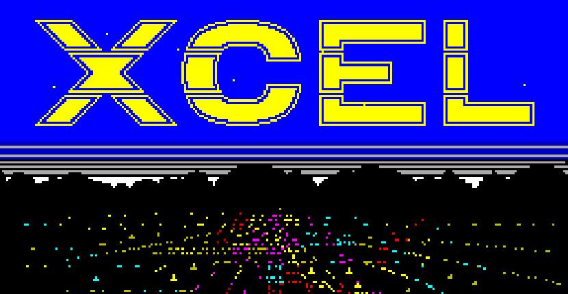 XCEL | Juego : Spectrum 48K | Graeme Devine | Program Technique