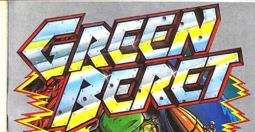Sweevos World & Green Beret | Noticia : Juegos para Spectrum · 1986