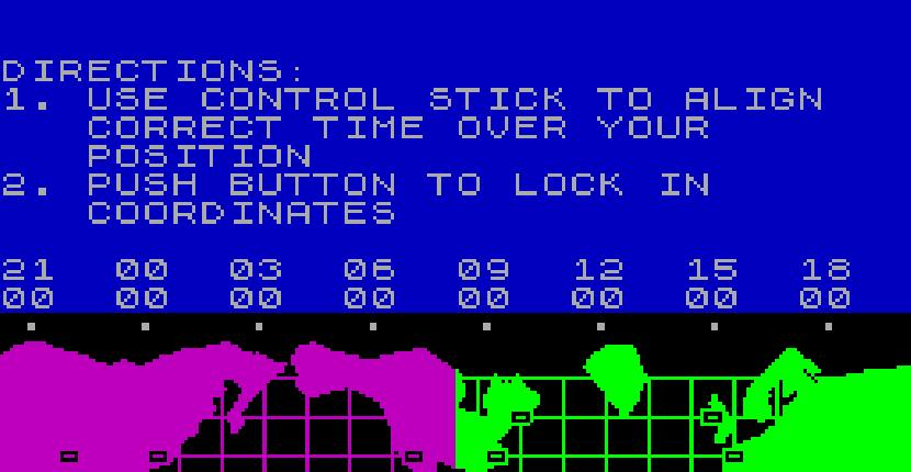 Hacker | Juego : Spectrum 48K | Steve Cartwright | Imagine Inc