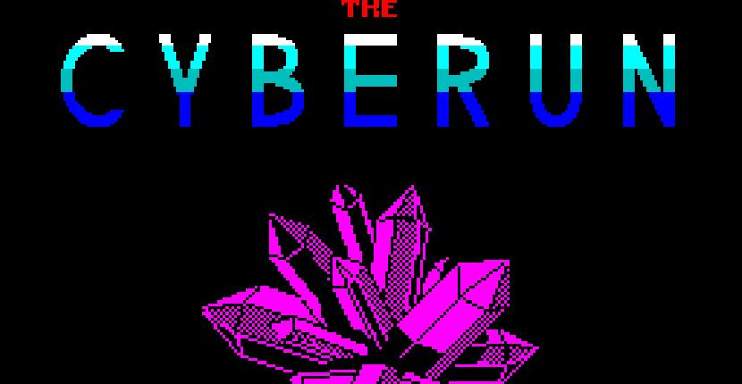 Cyberun - ZX Spectrum de Ultimate Play The Game (1986)