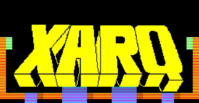 Xarq | Juego: ZX Spectrum | Electric Dreams Software · 1986