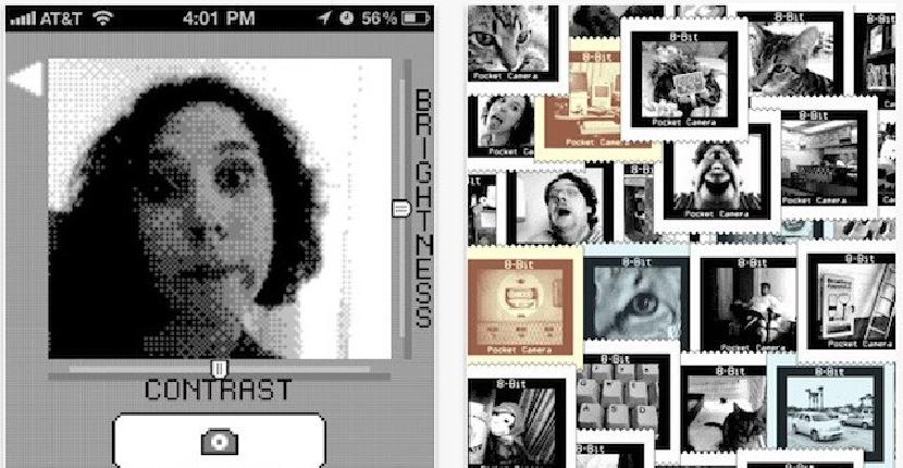 Convierte tu iPhone en una Game Boy Camera