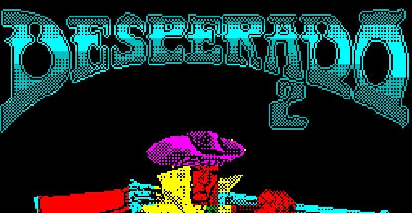 Desperado 2 - ZX Spectrum de Topo Soft (1991)