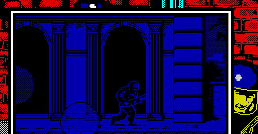Hostages - ZX Spectrum de Infogrames (1990)
