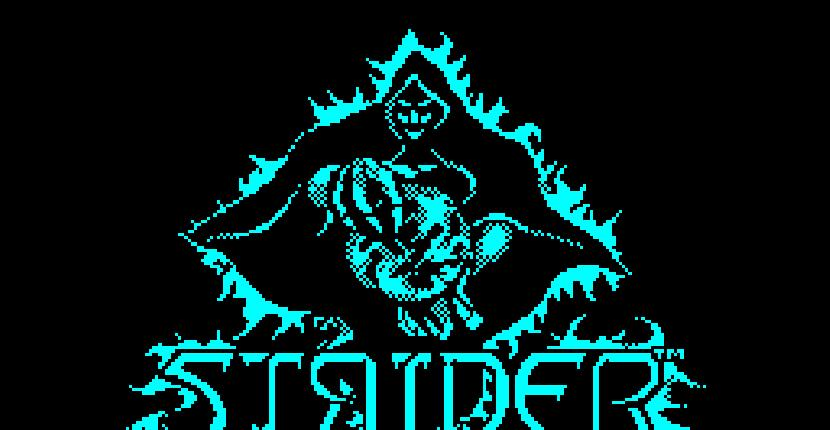 Strider - ZX spectrum de US Gold (1989)