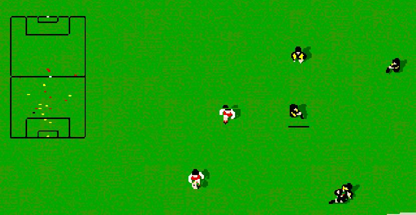 Kick Off 2: Winning Tactics - AMIGA de Anco Software (1991)