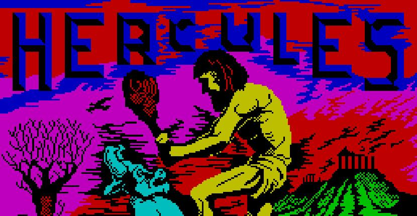 Hercules: Slayer of the Damned - ZX Spectrum de Gremlin Graphics (1988)