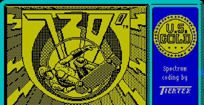 720 Degrees - ZX Spectrum de US Gold (1987)