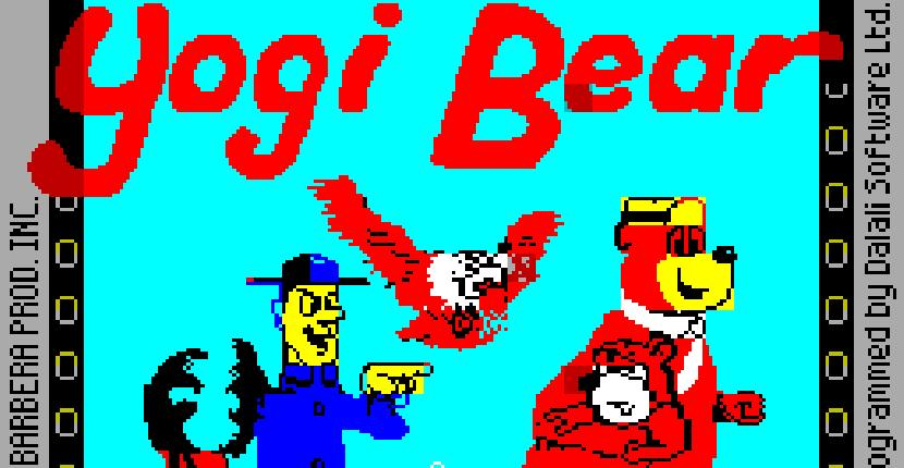 Yogi Bear - ZX Spectrum de Dalali Software (1987)