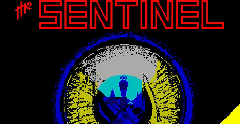 The Sentinel - ZX Spectrum de Firebird Software (1987)