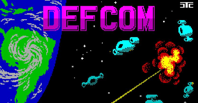 Defcom - ZX Spectrum de Quicksilva (1986)