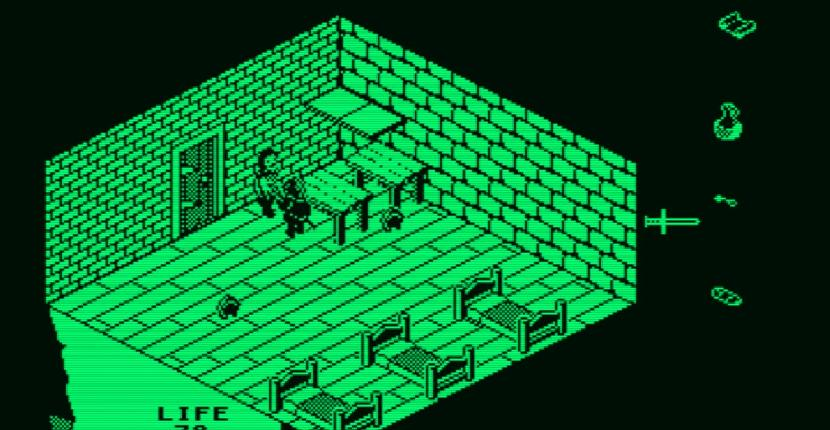 Fairlight - Amstrad PCW de The Edge (1985)