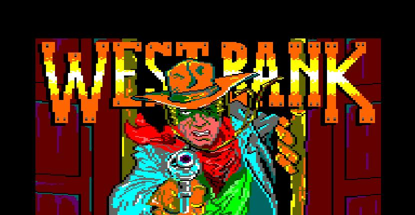 West Bank - Amstrad CPC de Dinamic (1986)