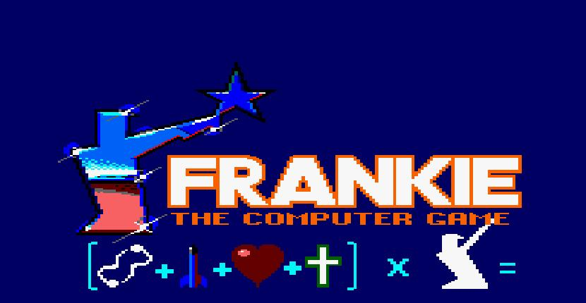 Frankie goes to Hollywood - Amstrad CPC de Ocean (1986)
