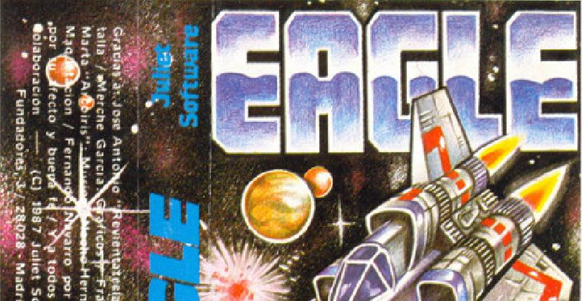 Eagle - MSX de Juliet Soft (1986)