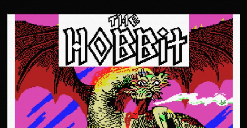 The Hobbit - MSX de Melbourne House (1985)