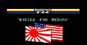 Battle for Midway - Amstrad CPC de PSS Software (1985)