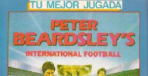 Peter Beardley's International Football (Publicidad)
