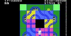 Crazy Train | MSX : Juego * Trenes | Konami (1983)