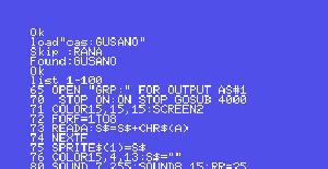 Curso de Basic con MSX | MSX : Educativo | ACE Software (1985)