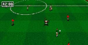 Striker 95. Noticia del juego (Rage Software PC 1995)