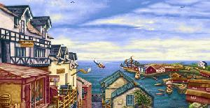 High seas trader | Juego : PC MS-DOS | Impressions & Proein (1995)