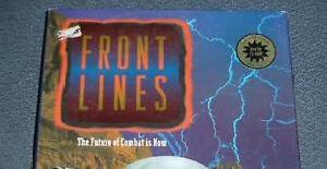 Front Lines | Juego : PC MS-DOS | Impressions & Proein (1995)