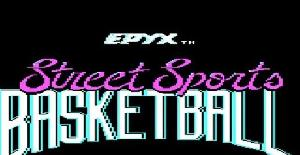 Street Sports Basketball | Juego : PC MS-DOS | Baloncesto | EPYX