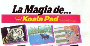 Koala Pad | Hardware : Commodore 64 | Tableta gráfica