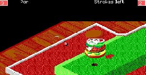 Will Harveys Zany Golf | PC MS-DOS | Noticia : Juego de golf