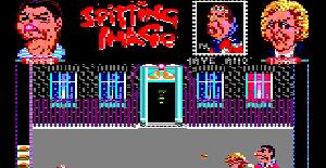 Spitting Images. Unos muñecos muy reales (AMSTRAD CPC) (DOMARK) (ERBE)