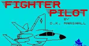 Fighter Pilot | Simulador : Spectrum 48K | Digital Integration (1984)