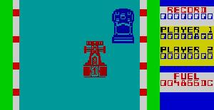 Trans Europe Rally | Juego : Spectrum 48K | Pedro Campos | ABC Soft