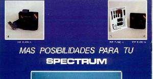 Interface joystick Kempston | Periféricos : Spectrum 48K | Publicidad