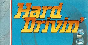 Hard Drivin' | Manual Juego : Amstrad & Spectrum | Domark