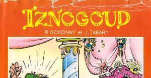 Iznogoud | Manual Juego : Amstrad & Commodore 64 | Infogrames