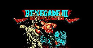 Renegade 3 | Manual Juego : Spectrum & Amstrad | Imagine Software