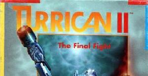 Turrican 2 | Manual Juego : Amstrad & Spectrum | Rainbow Arts