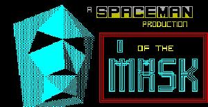 I, of the Mask | Juego : Spectrum 48K | Sandy White | Electric Dreams
