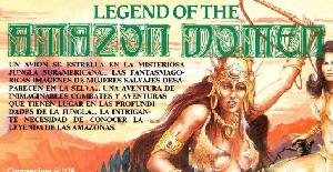 Legend of the Amazon Women | Publicidad : Spectrum & Commodore