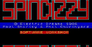 Spindizzy - ZX Spectrum 48K de Electric Dreams (1986)