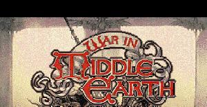War in Middle Earth | Juego: Amiga 500 | Melbourne House · 1988