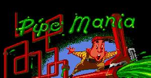 Pipe Mania | Juego: Amiga 500 | Empire Software & Lucasfilm Games · 1989