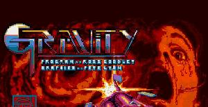 Gravity | Juego: Amiga 500 | Mirrorsoft | Ross Goodley · 1990