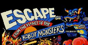 Escape from the Planet of the Robot Monsters | Juego: Amiga 500